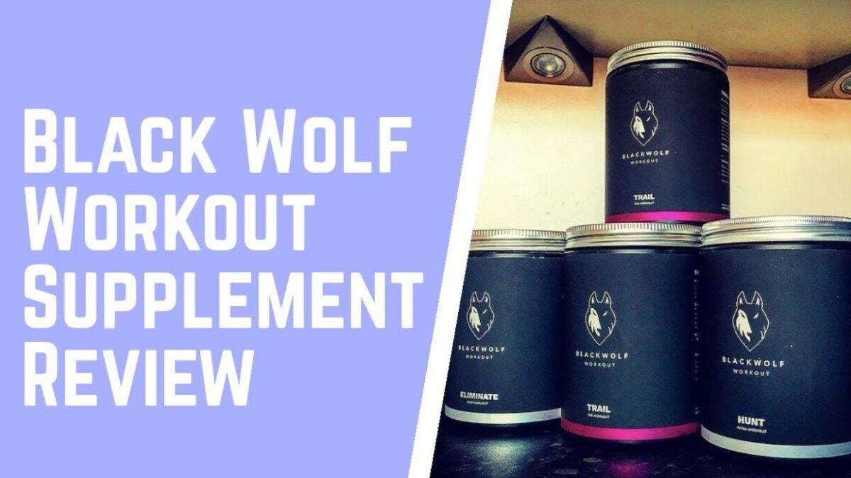 Blackwolf Eliminate Post Workout For Women