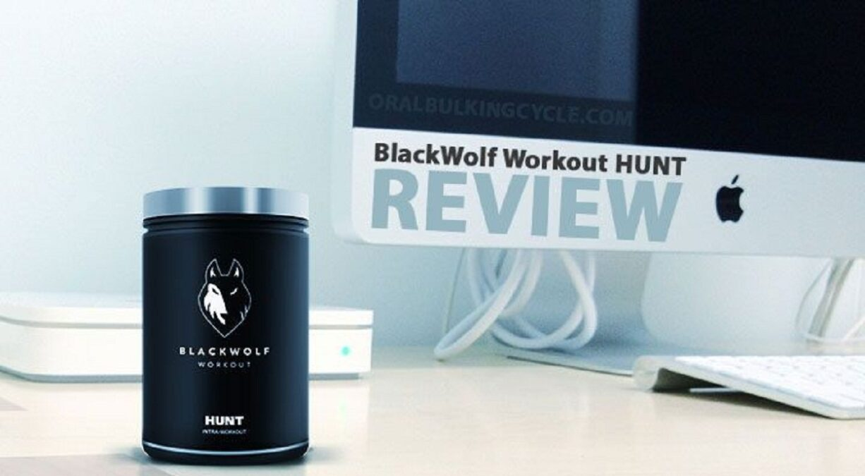 Blackwolf Hunt Intra-Workout For Women