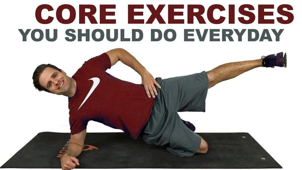 Core Strengthening Exercises