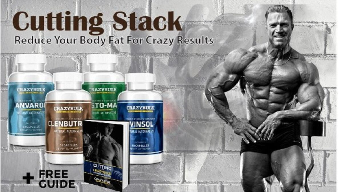 Crazy-Bulk-Cutting-Stack-Review