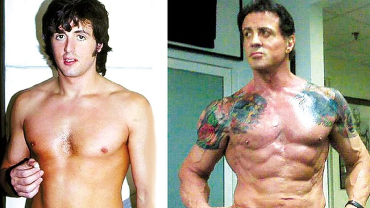 Sylvester Stallone Take Steroids Or Natural