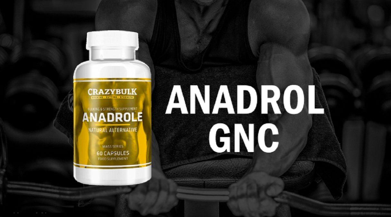 Anadrole GNC