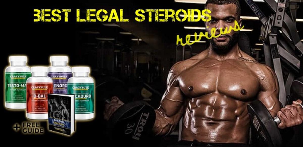 Best Legal Steroids Alternatives
