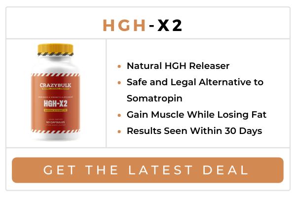 Crazy Bulk HGH-X2 Buy