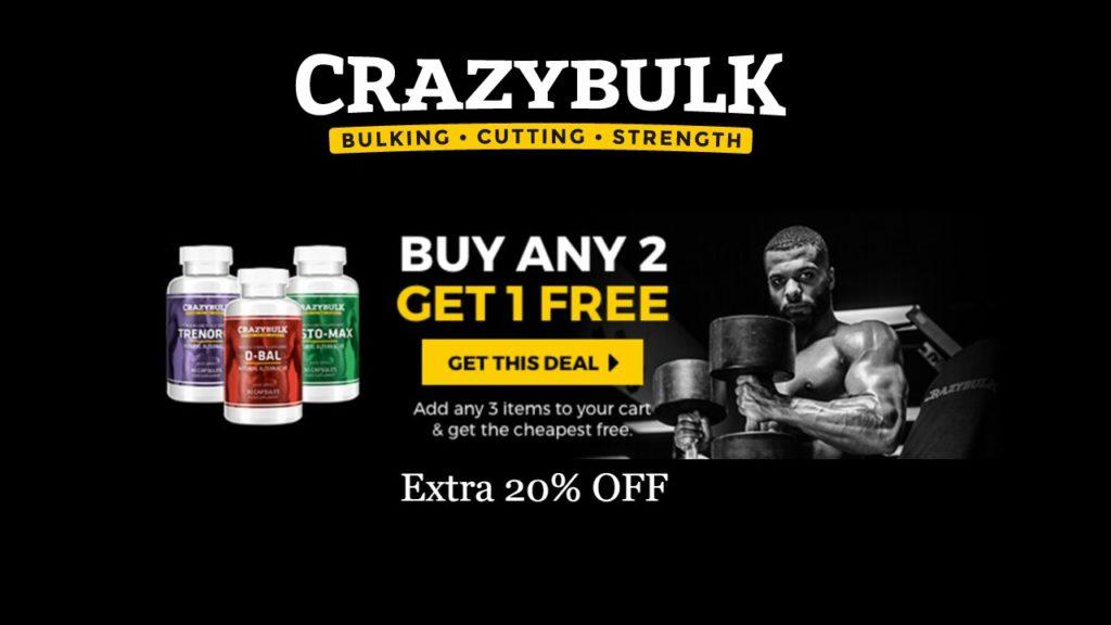 Buy Crazy Bulk