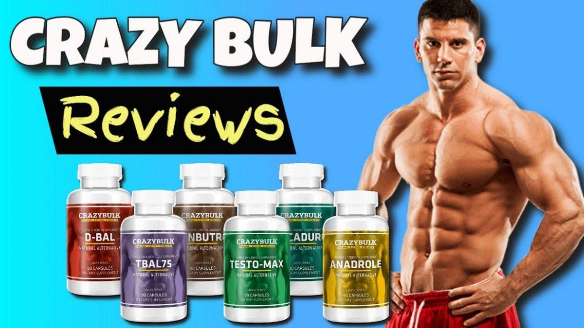 CrazyBulk Reviews
