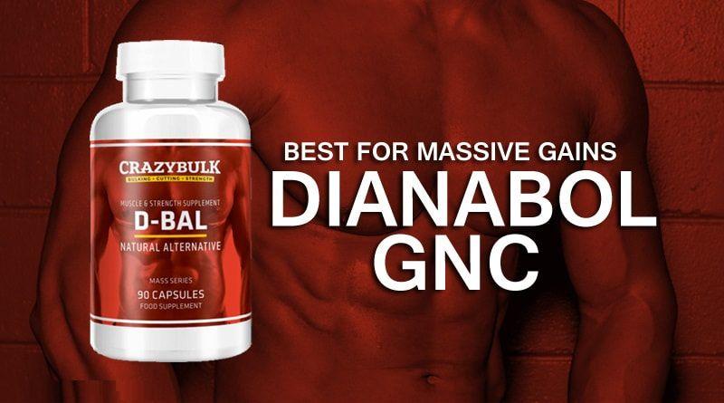 Dianabol D-Bal GNC