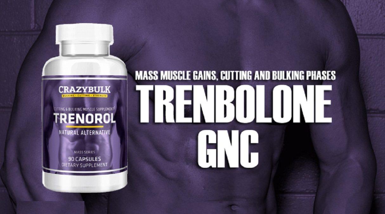 Trenorol GNC