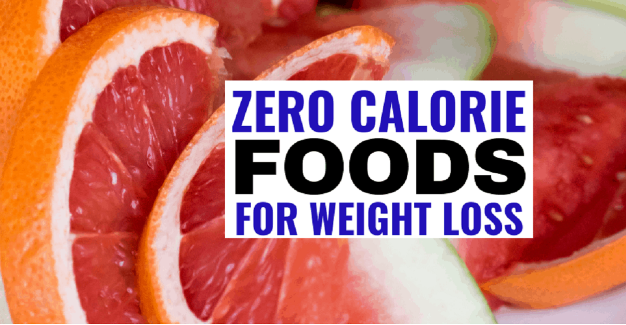 zero-calorie-foods-for-weight-loss