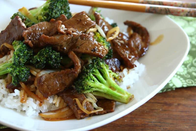 Asian Style Beef & Broccoli