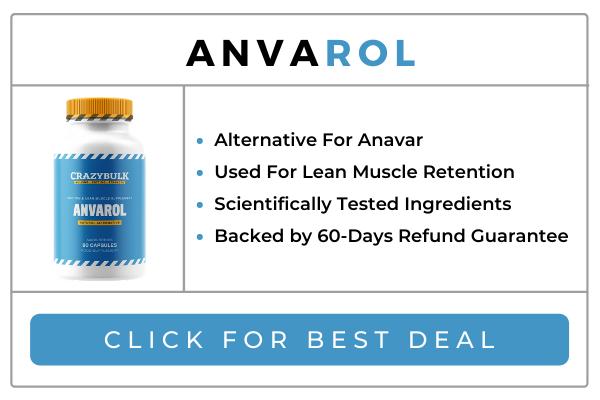 Anvarol Best Deal