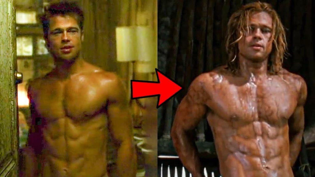 Brad Pitt Steroids