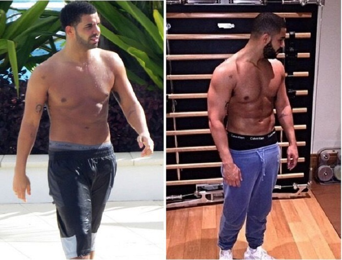Is Drake On Steroids