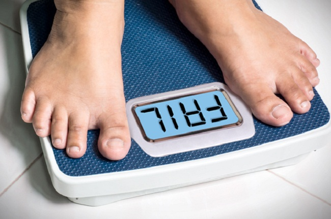 Fail To Lose Weight Scale