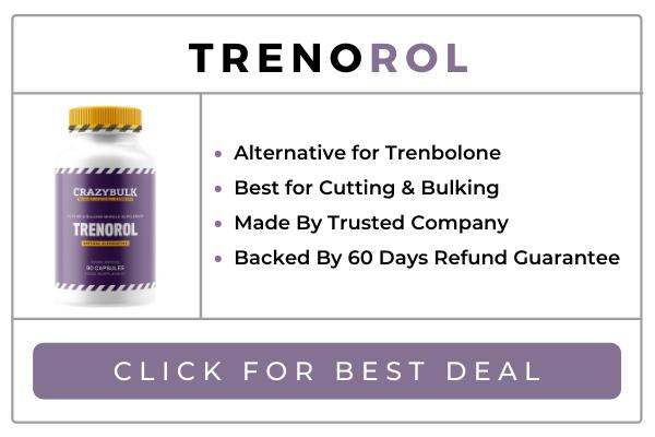 Trenorol Best Deal