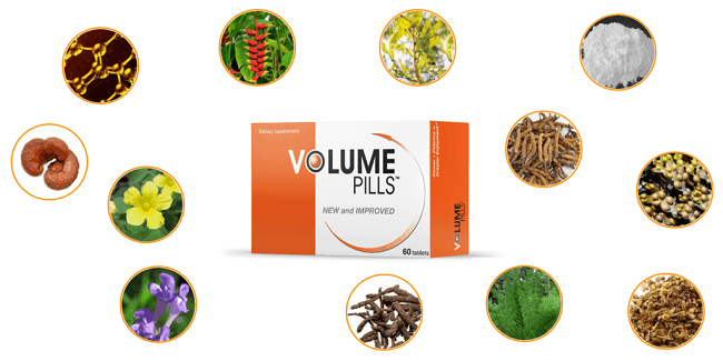 Volume Pills Ingredients