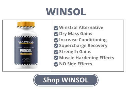 Winstrol Alternative