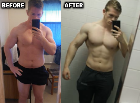 Winstrol Before And After Results