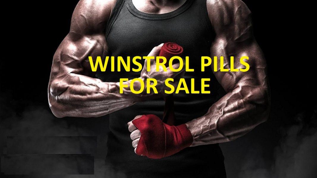 Winstrol Pills For Sale