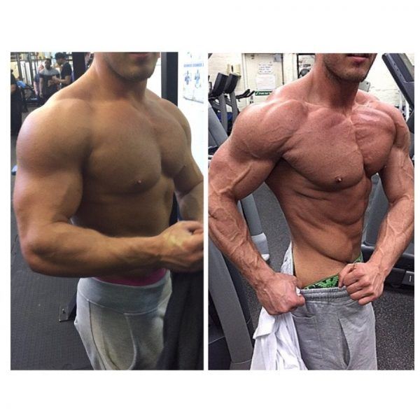 Winstrol Steroid Cycle Result