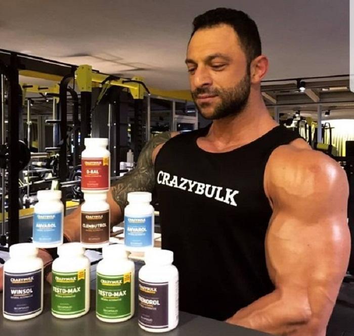 Anabolic Steroids GNC