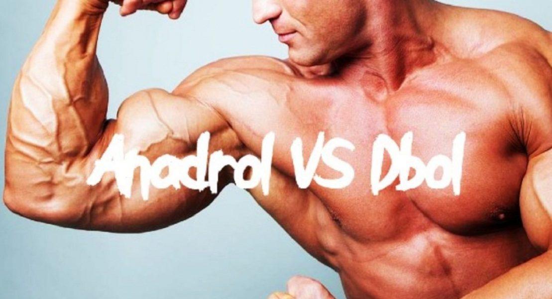 Anadrol vs Dbol