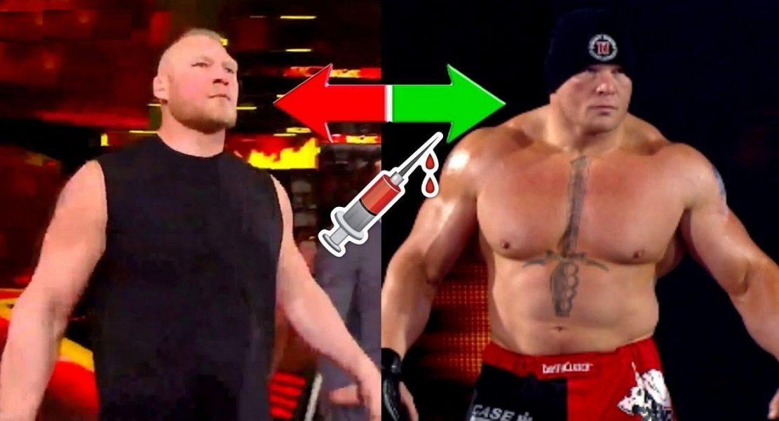 Brock Lesnar Steroids