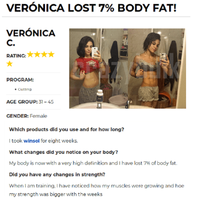 female-steroid-cycle-veronica-results