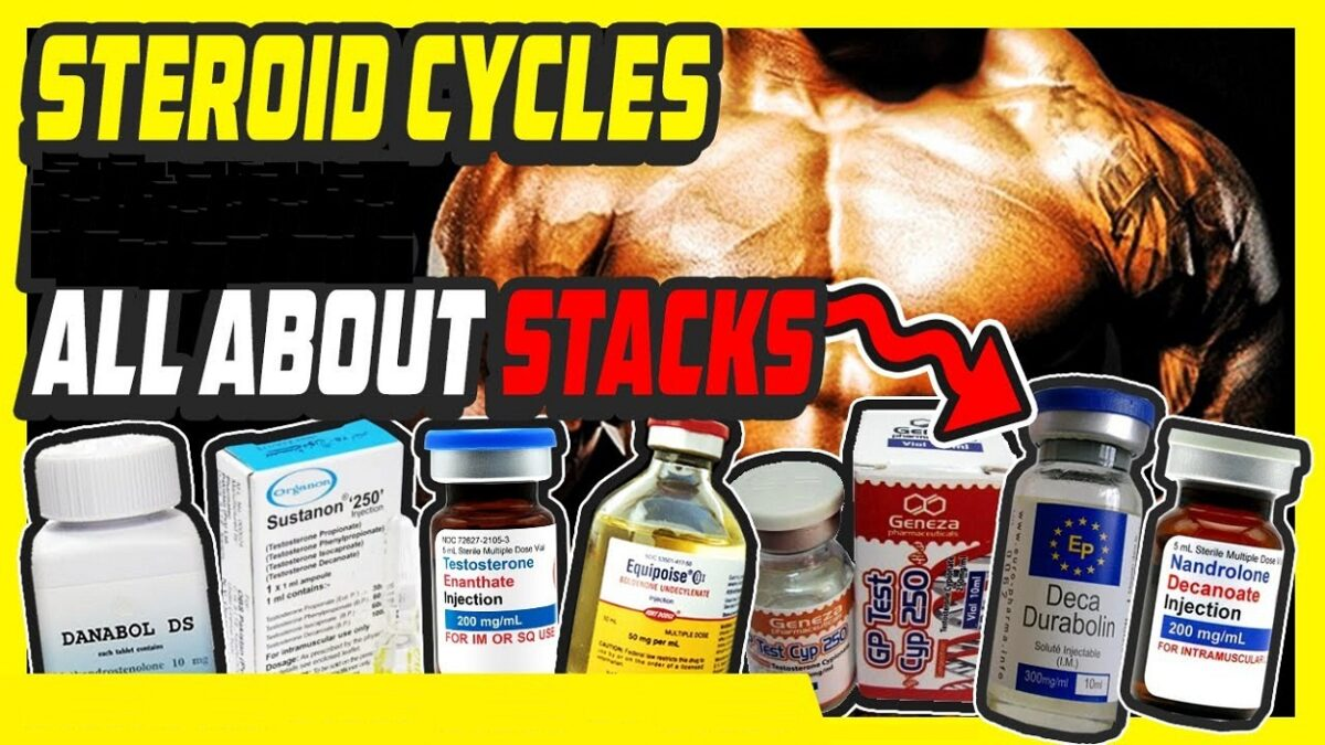 Steroid Stacks