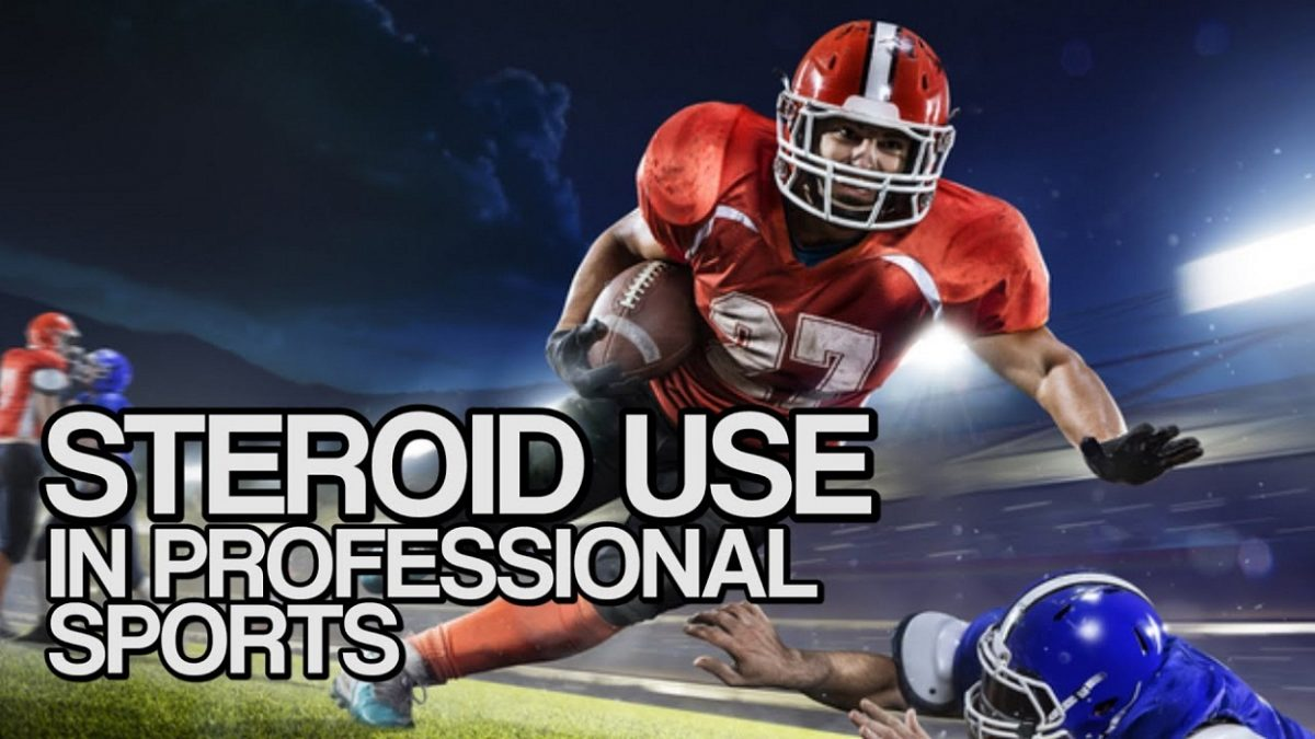 Steroids In Professional Sports