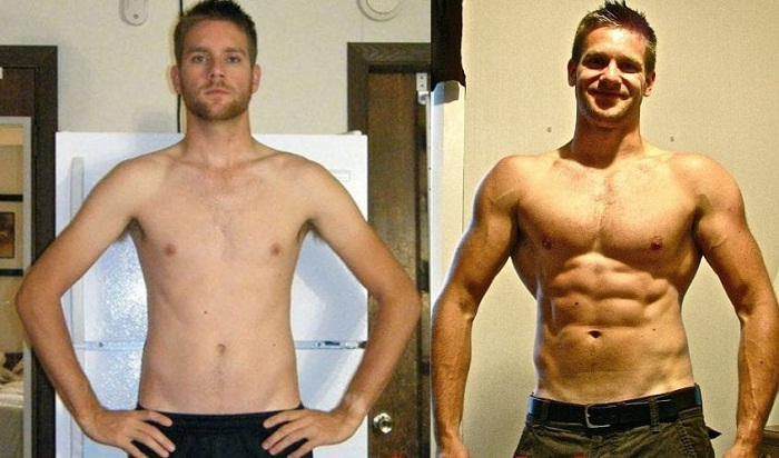 Anabol Only Cycle Results
