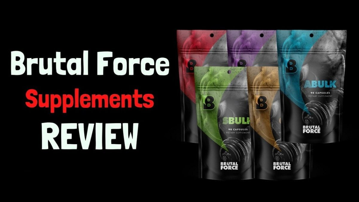 Brutal Force Supplements Review