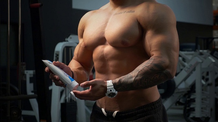 Clenbuterol Gel Bodybuilder