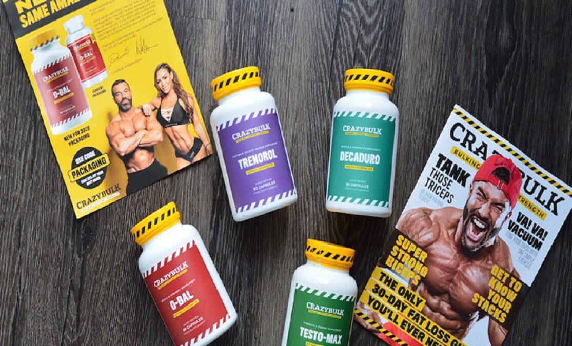 Crazy Bulk Growth Hormone Stack Review
