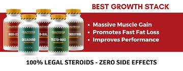 Crazy Bulk Growth Hormone Stack