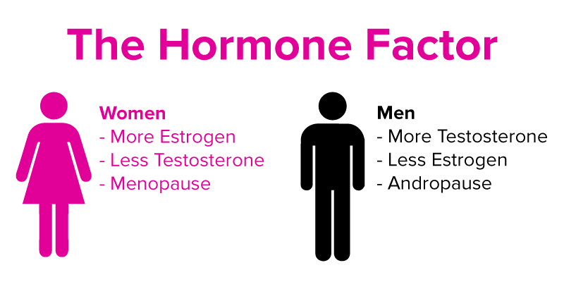 estrogen-men-women