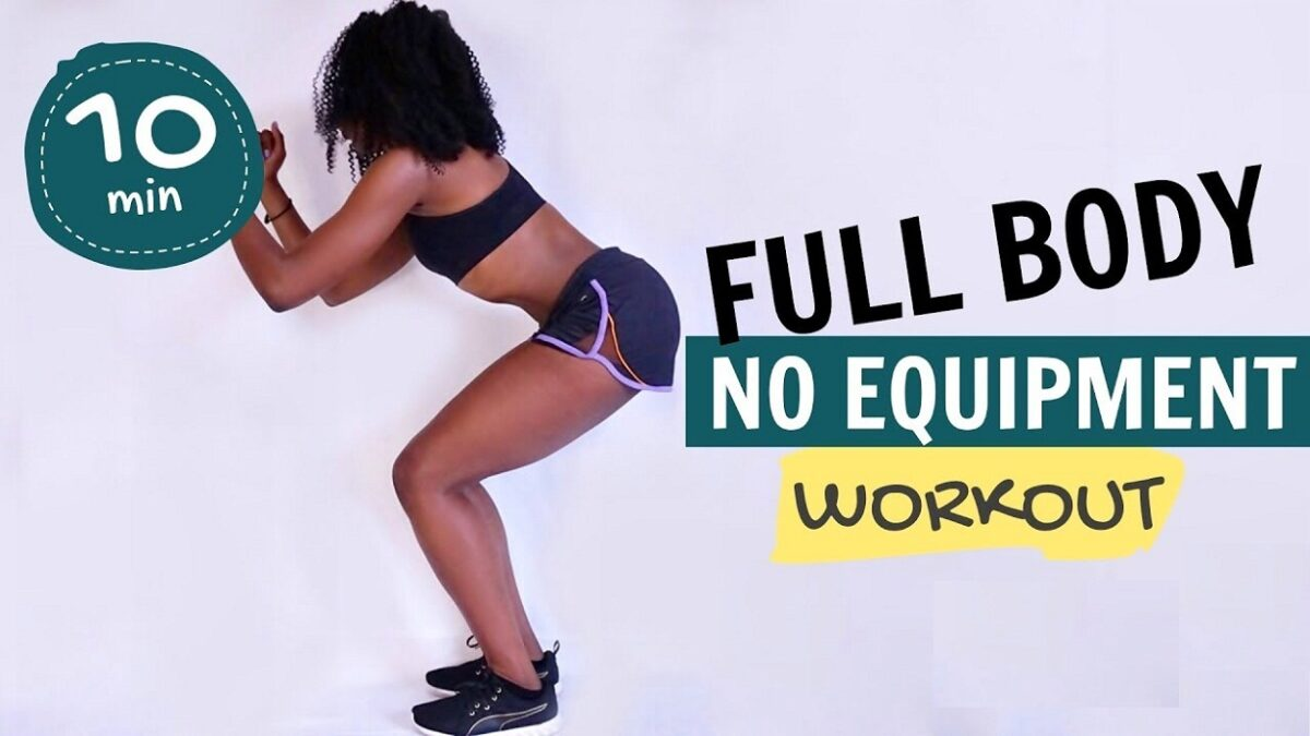 10 Minutes Micro Workout