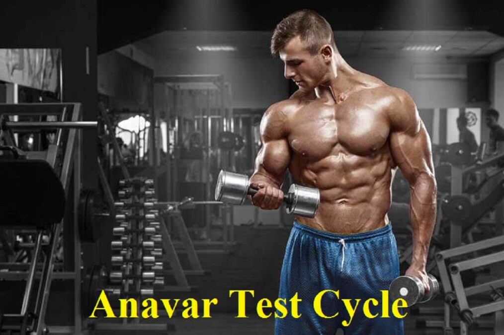 Anavar And Test Cycle