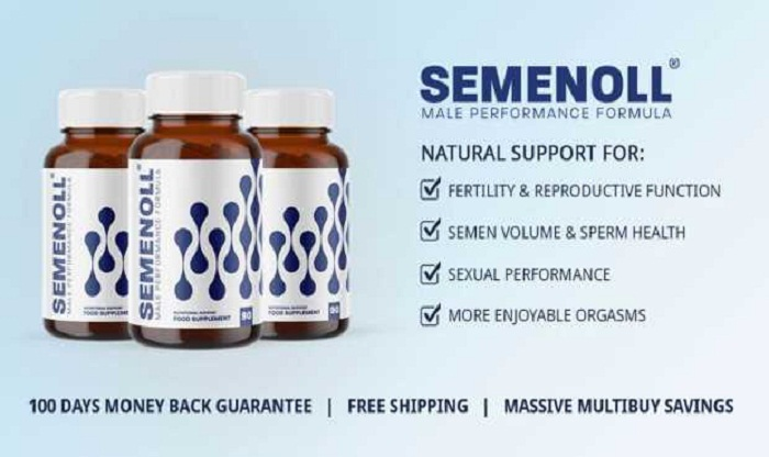 How Does Semenoll Works
