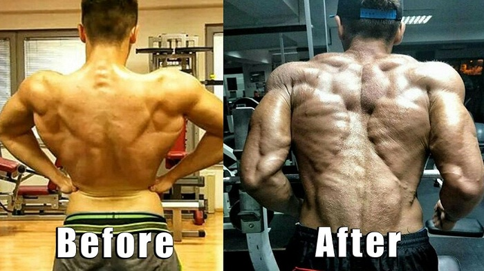 Ripped After Sarms