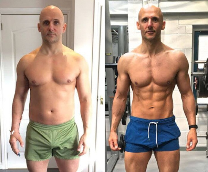 Stanozolol Cycle Before And After