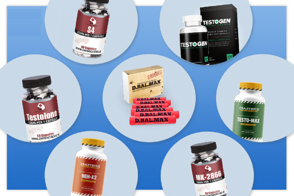 Steroid-Like Supplement