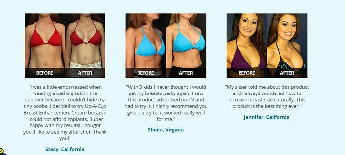 Breast Actives Customer Reviews